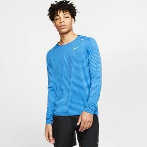 Nike Tech Knit Ultra Men's Running Long Sleeve Tee